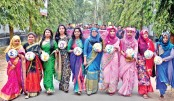 ETE Day observed amid festivity at CUET