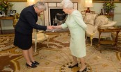 UK Queen presents ceremonial staff to first female Black Rod