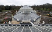 Giant London glasshouse to reopen with world's rarest plants