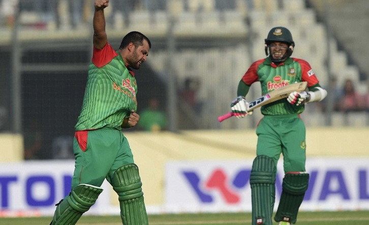 Bangladesh sweat over Tamim, Mushfiqur fitness