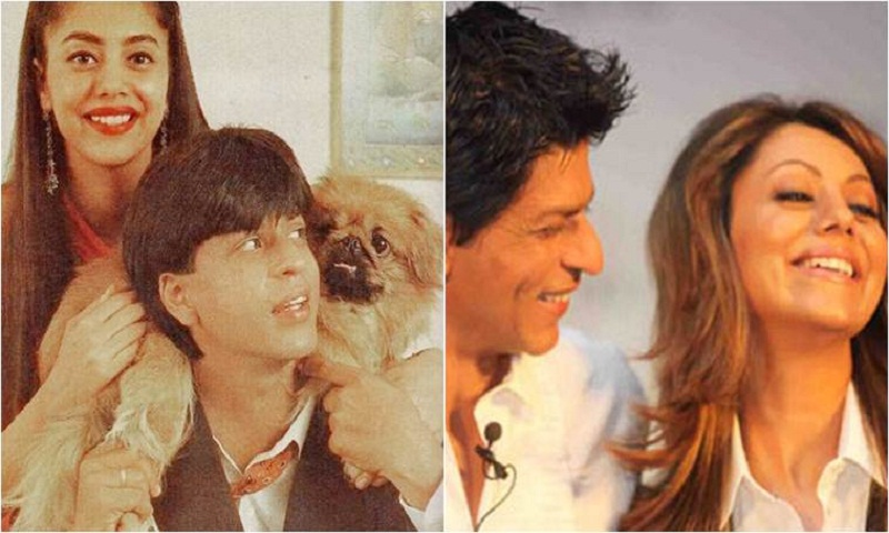 Shah Rukh Khan and Gauri Khan: The star couple and their special saga of love