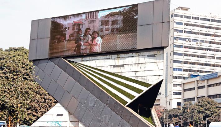 DSCC to install 1084 digital ad boards
