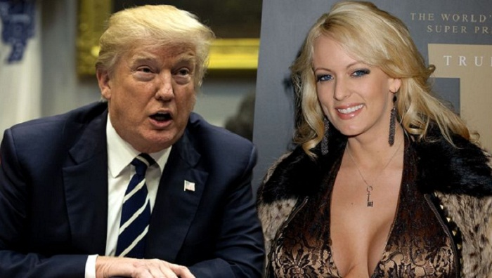 Trump lawyer admits paying porn star Stormy Daniels