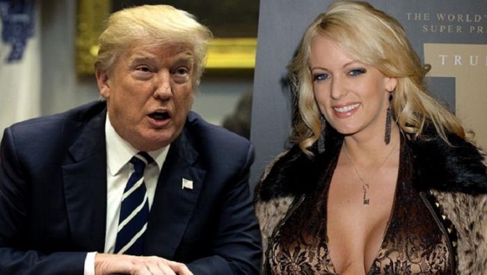 Trump lawyer admits paying porn star Stormy Daniels