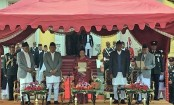 KP Sharma Oli sworn in as PM, forms three-member Cabinet