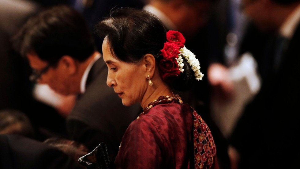 UN Special Envoy claims Aung San Suu Kyi could be guilty of crimes against humanity