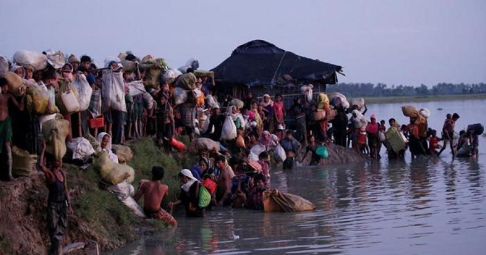 Myanmar outlines 3-stage Rohingya repatriation process
