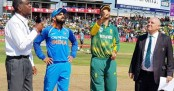 India wins toss, elect to field
