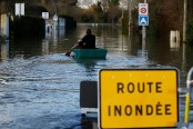 Extreme weather to rise even if Paris goals are met: study