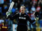 Guptill's 49-ball ton powers New Zealand to 243 against Australia