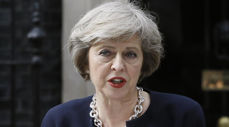 UK prime minister seeks post-Brexit EU security alliance