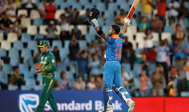 Indomitable Kohli makes another world record