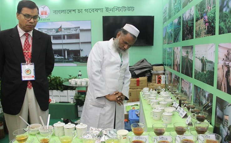 Three-day tea expo begins Sunday