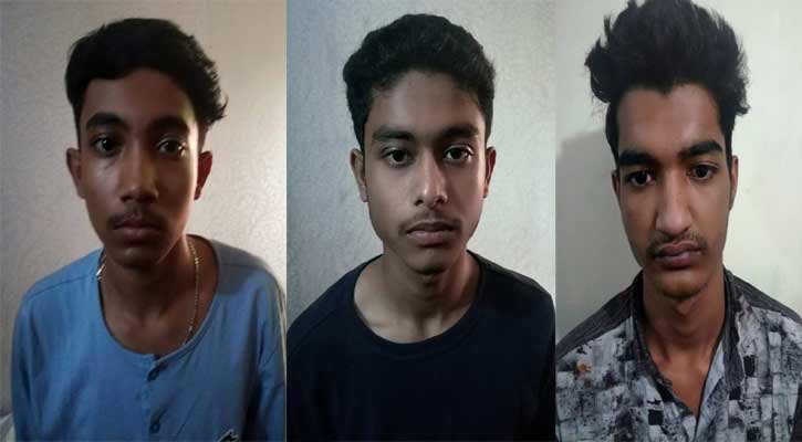 Two SSC examinees held over gun attack on police at a checkpost in Chittagong