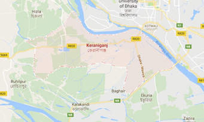 1 killed, 3 burnt in Keraniganj warehouse fire