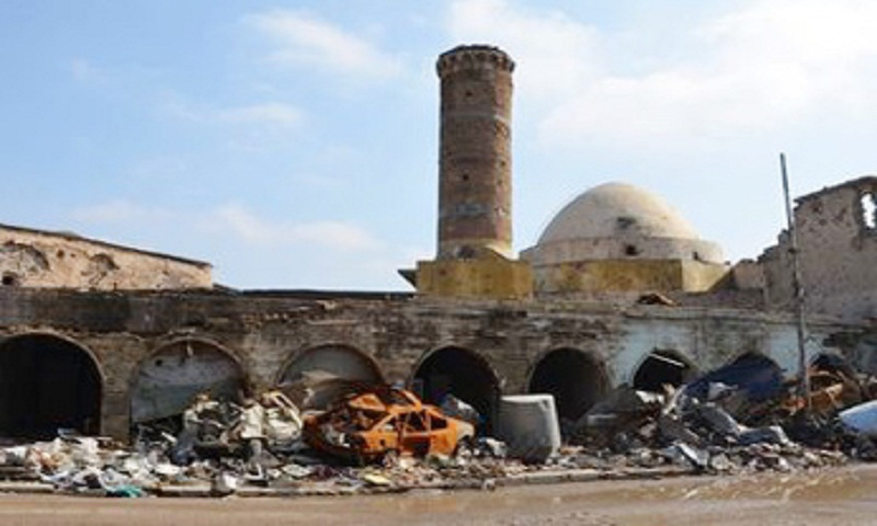 Battle to free Mosul of IS 'intellectual terrorism'