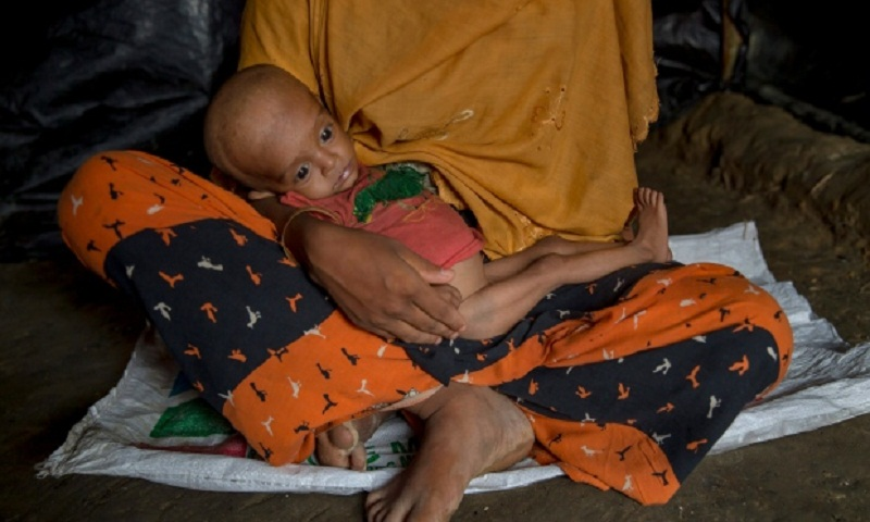 Canada imposes sanctions on Myanmar general over Rohingya abuses