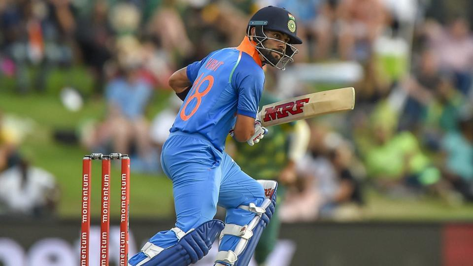 Record-breaker Virat Kohli helps India beat South Africa by eight wickets