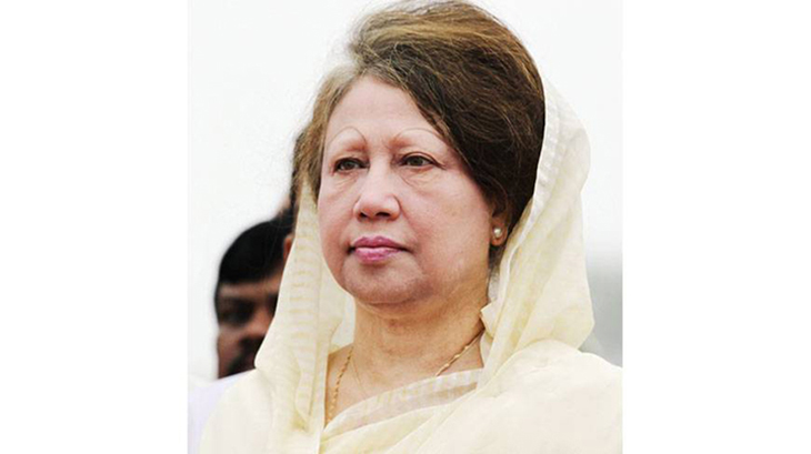 Khaleda's counsels to get graft verdict certified copy Monday