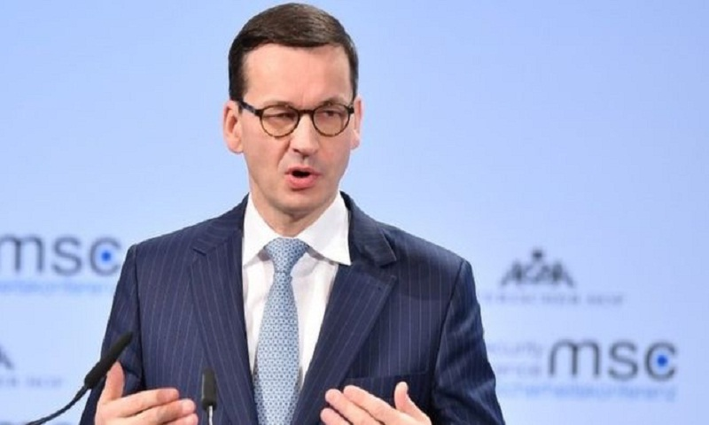 Israel rebukes Poland PM for 'Jewish perpetrators' remark