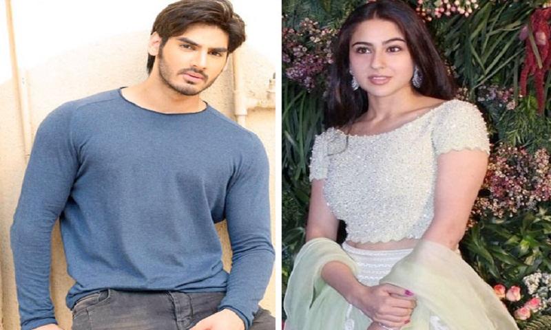 Suneil Shetty's son Ahaan Shetty to debut opposite Sara Ali Khan