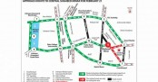 Shaheed Minar route map finalised for February 21