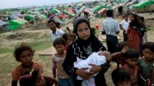 Rohingya kids dream of homes with families