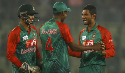 2nd T20I: Tigers invite Sri Lanka to bat first