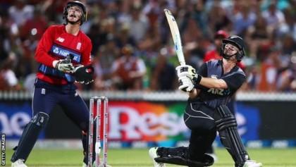 England win but Kiwis reach tri-series final