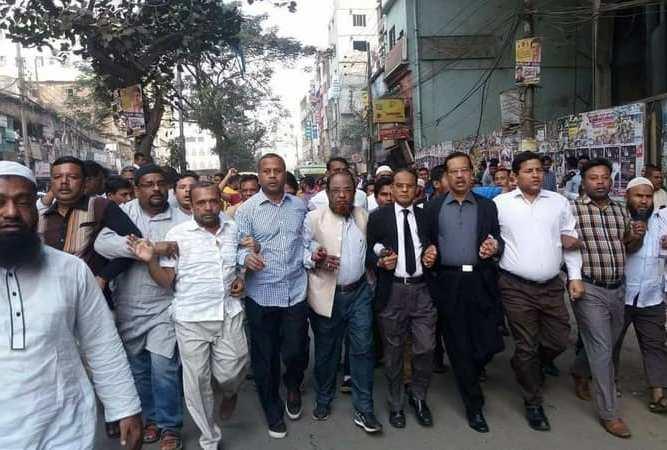 BNP submits memorandum to DC for Khaleda release