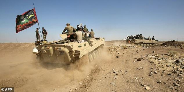 IS ambush kills 27 pro-government fighters in Iraq