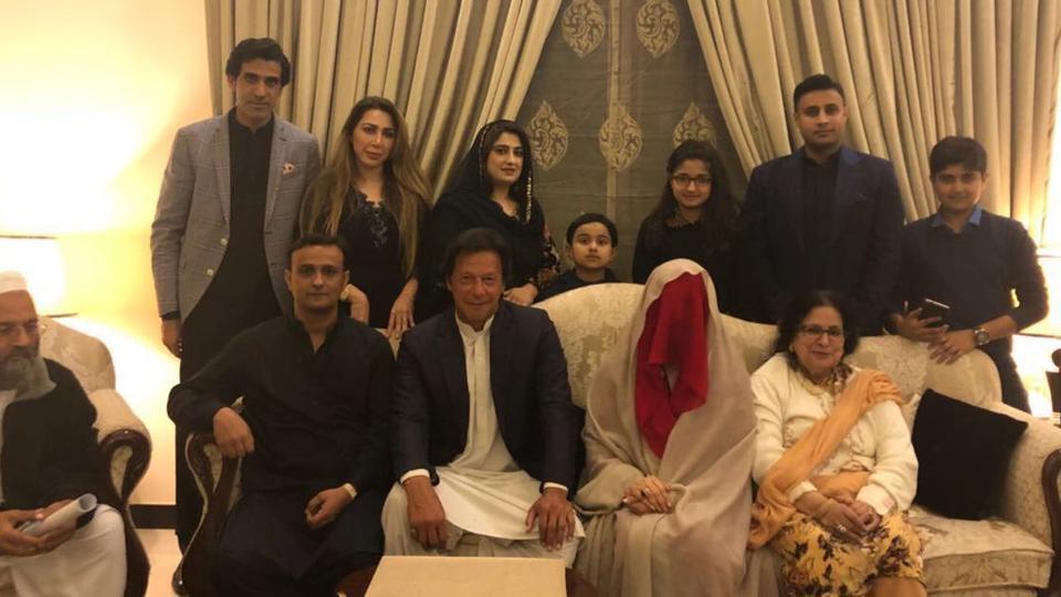 Cricketer turned politician Imran Khan marries faith healer