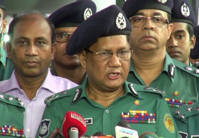 Four-tier security measures at Shaheed Minar on February 21