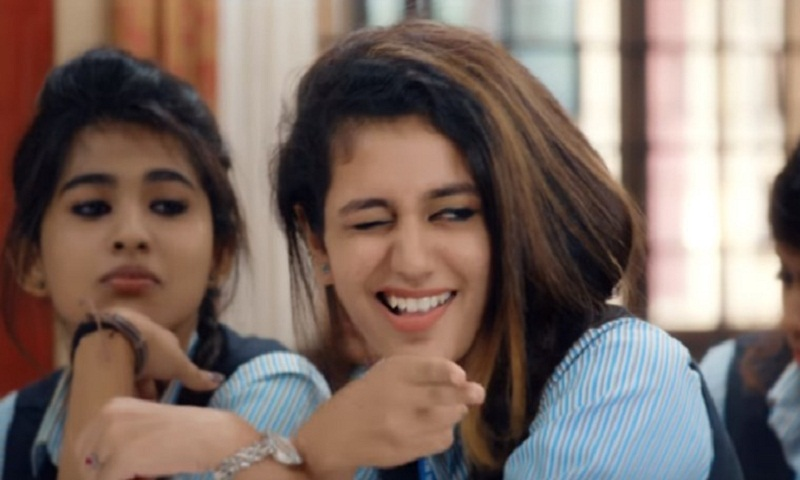 No other film until Oru Adaar Love is completed: Priya Prakash Varrier