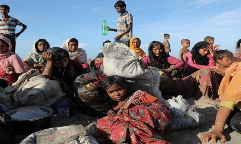 Bangladesh provides Myanmar list of Rohingyas refugees