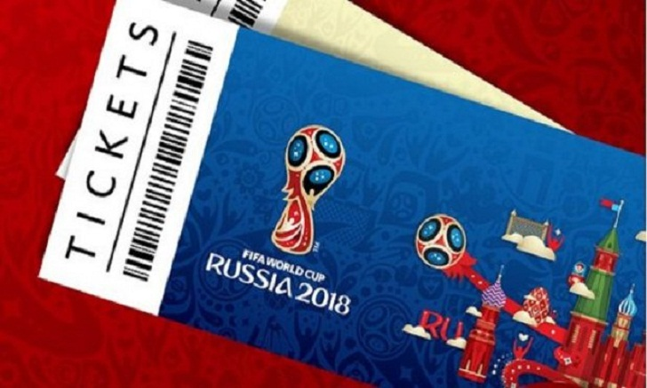 290 FIFA WC tickets for Bangladesh