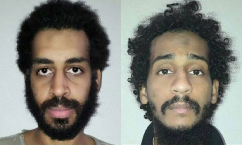 Islamic State 'Beatles': US and UK talk about fate of duo
