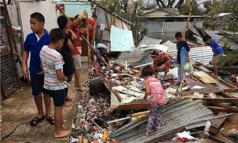 Ex-Cyclone Gita: Christchurch declares state of emergency