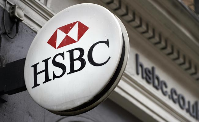 Global bank HSBC reports 2017 pretax profit rose 11 percent