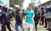 BNP activists clash with police in Habiganj, 30 injured
