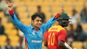 Rashid Khan leads Afghanistan to thumping series win
