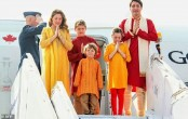 Trudeau tours India amid quips PM being given 'cold shoulder'