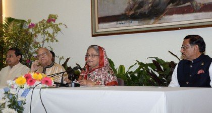 Nothing to do if BNP boycotts polls: PM