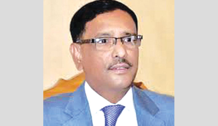 Govt can do  nothing if court  disqualifies Khaleda,  says Quader