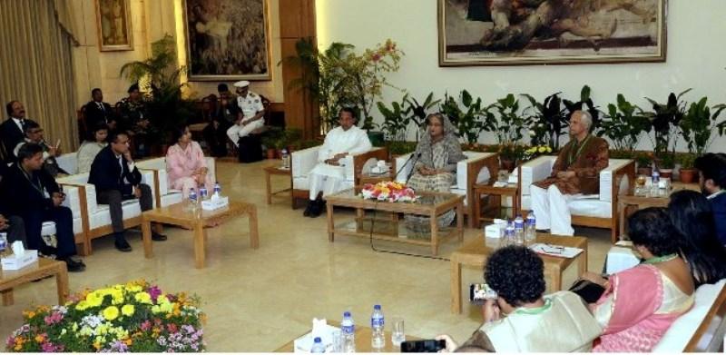 India has nothing to worry about China-Bangladesh ties: Sheikh Hasina