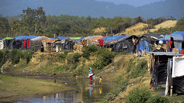 Myanmar begins verifying Rohingya refugees on repatriation list