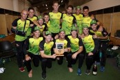 Australia beat New Zealand in rain-affected T20 tri-series final