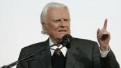 Billy Graham: Influential US evangelist dies at 99in North Carolina