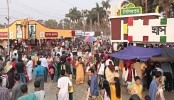 Book Fair abuzz with visitors