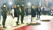 Nation pays tribute to language martyrs
